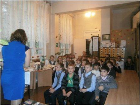 Год истории в детской библиотеке №19