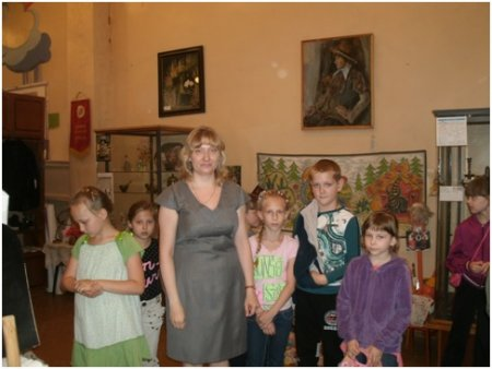Лето с детскими библиотеками Самары