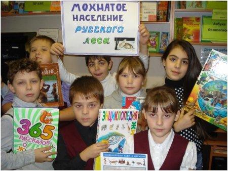 Мохнатое население русского леса