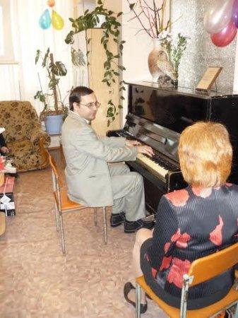 Торжественный вечер, посвященный пятилетию Самарского городского Клуба любителей Книги