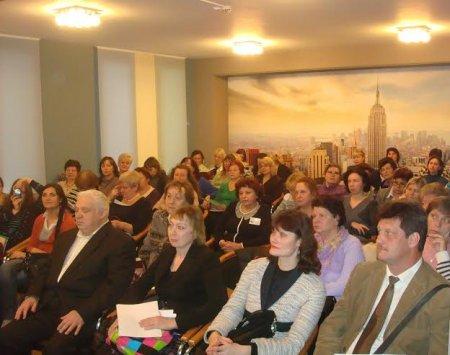Третьи Колесниковские чтения «Социальное партнерство в деятельности библиотек»