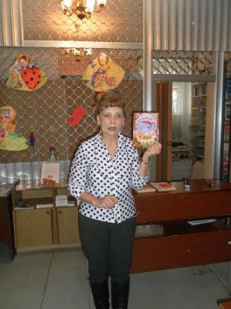 Встреча с самарской писательницей Майданик  Н.С.