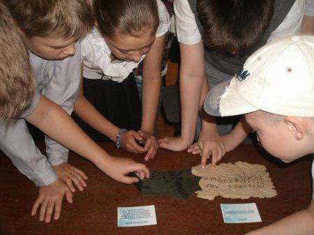 Буквиц древних письмена
