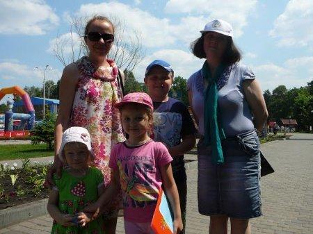 Пушкинский день в парке им. Ю. Гагарина
